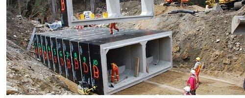 Precast Concrete Box Culverts Crest Precast La