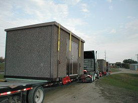 PORTABLE UTILITY BUILDINGS